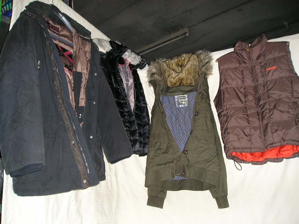 Price list CLOTHES - second hand clothing germany